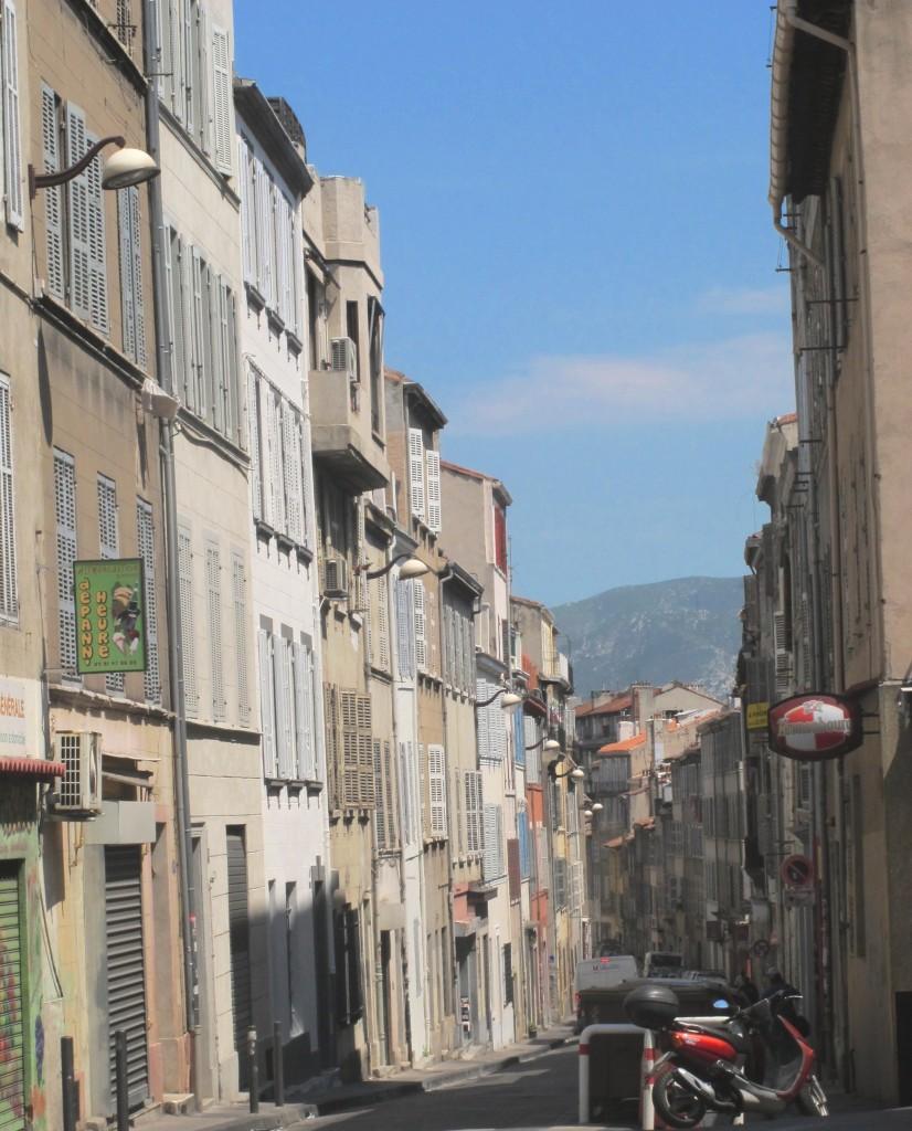 Vue de La Piccoline Marseille
